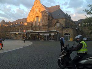Bahnhof Aachen an der B1a